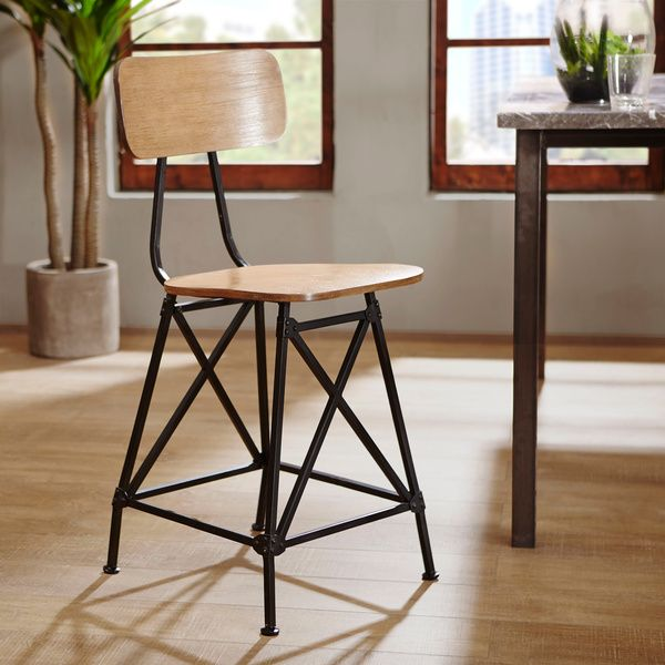 Ink+Ivy Cooper Bar Stool