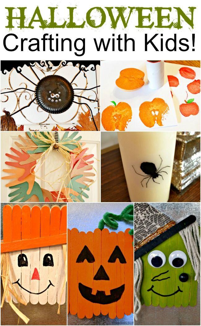 22++ Pinterest halloween crafts for babies ideas