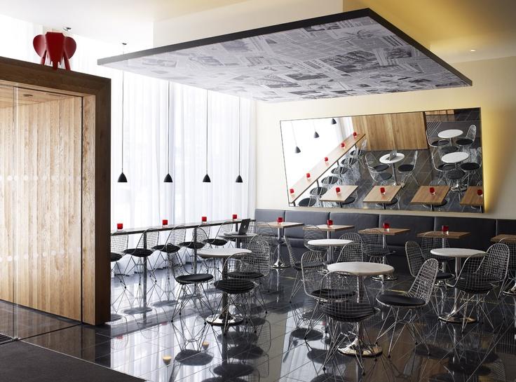 Citizenm london bankside design hotel architecture for Design hotel elephant
