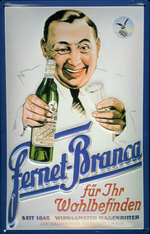 Fernet-Branca für Ihr Wohlbefinden