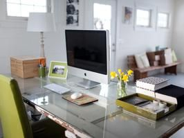 5 Quick Tips For Home Office Organization