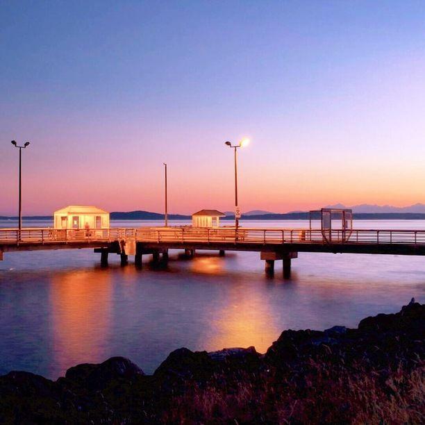 Centennial Park, Seattle, Washington - Centennial Fishing Pier #pier