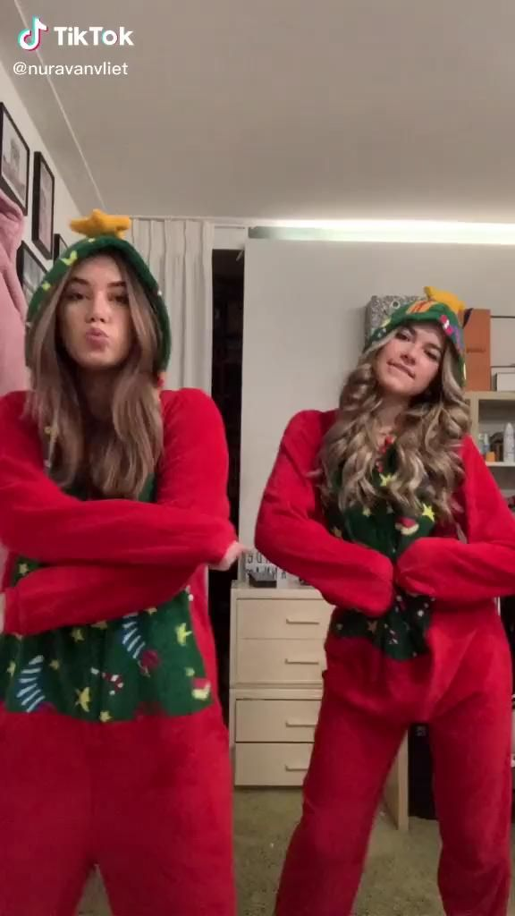 Sunrae Aja Video Merry And Bright Style Fashion