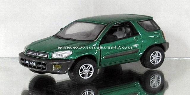 Toyota RAV 4 1996 1/43