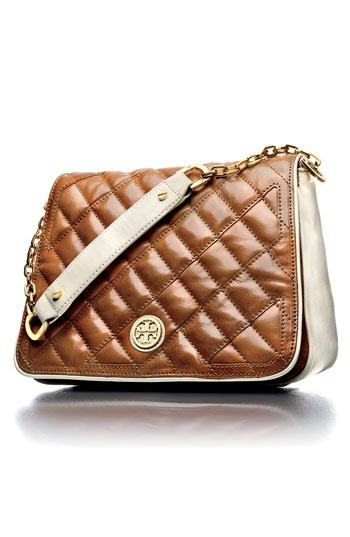 Tory Burch Quilted Cut Out Shoulder Bag 102