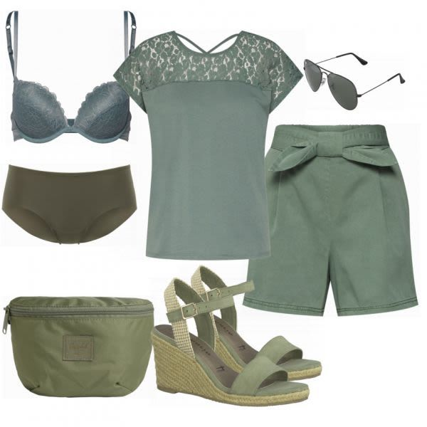 Sommer-Outfits: Puma bei FrauenOutfits.ch #mode #damenmode #frauenmode #outfit