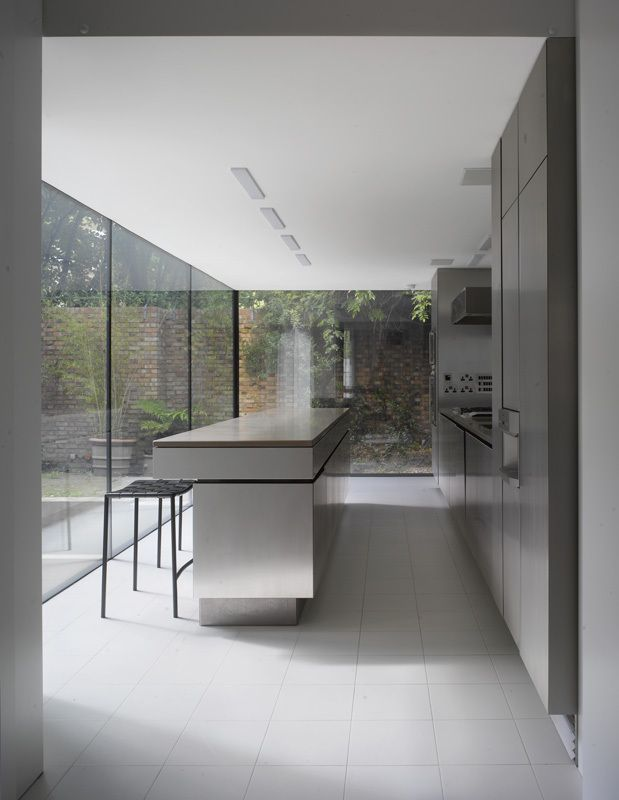 Taylor House / Paul Archer Design (DETALHE CONSTRUTIVO METÁLICO / VIDRO