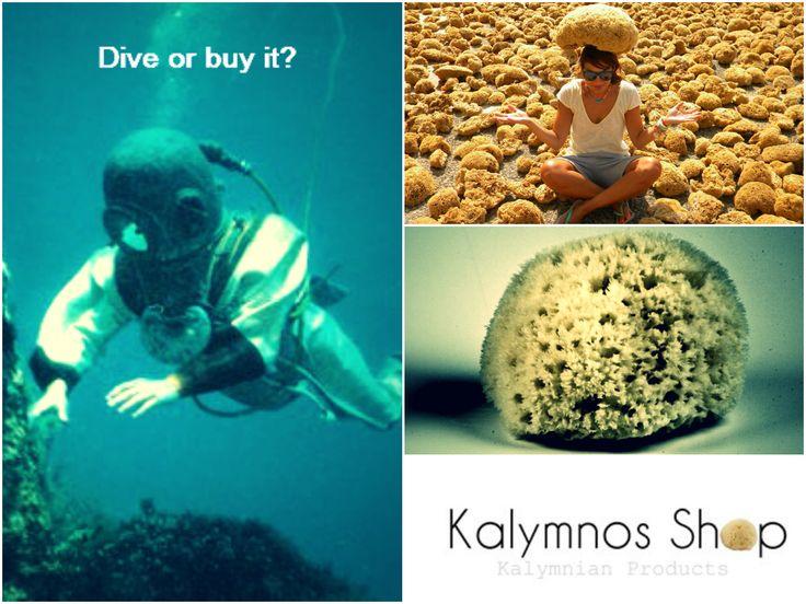 Dive or buy it?