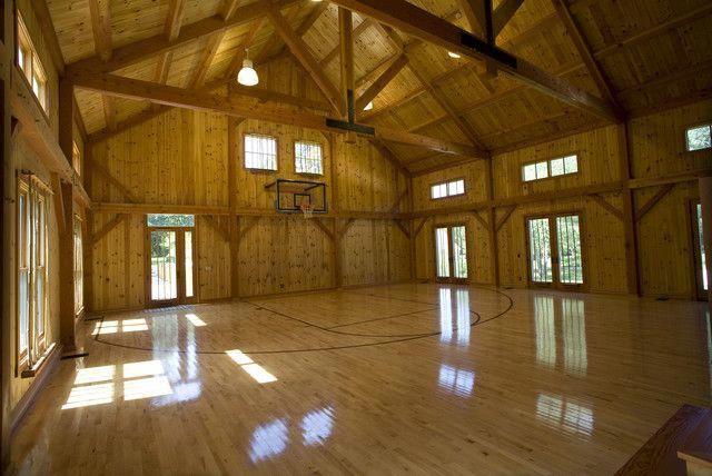Indoor Basketball Court #outdoorbasketballcourt Basketball Goals