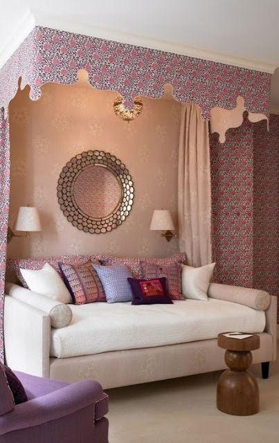 Arabian Decor- nursery ideas