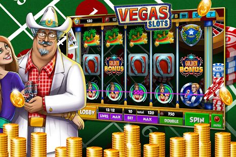 Vegas Slots is big, fun, and wild as Las Vegas itself! What happens in Vegas, PAYS in Vegas: Get ready for BIG SLOT WINS and FREE SPINS, as fast as you can swipe! PLAY NOW! Play slots for fun: it's the best way to play online slots without losing a dime. https://play.google.com/store/apps/details?id=slots.appjunkie.vegasslots #Vegas #Slot #Android