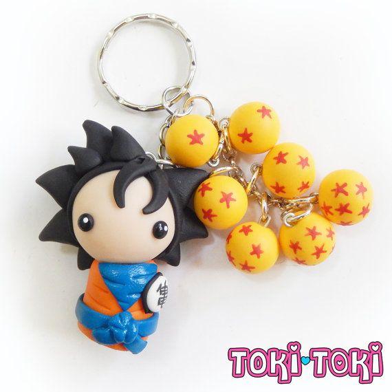 Goku Dragon Ball Chibi Son Goku Chibi Anime by MadeByTokiToki