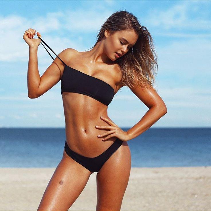 Black groove bikini — img 3