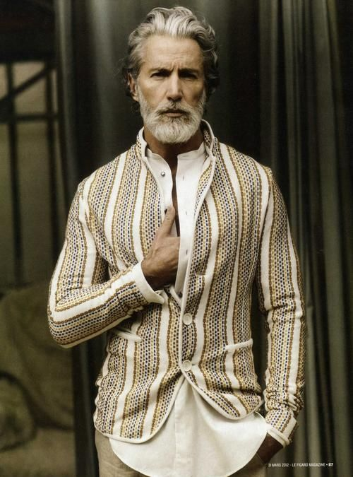 Aiden Shaw - Model Profile - Photos & latest news