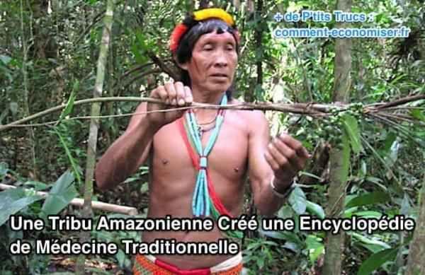 Les Matsés ont eu l'idée d'écrire la toute première encyclopédie de médecine traditionnelle. Aidés par l'association Acaté, qui lutte pour la sauvegarde des peuples indigènes, 5 chamans ont réuni leurs connaissances dans un livre de 500 pages.  Découvrez l'astuce ici : http://www.comment-economiser.fr/tribu-amazonienne-cree-encyclopedie-medecine-traditionnelle.html?utm_content=buffer6e71b&utm_medium=social&utm_source=pinterest.com&utm_campaign=buffer