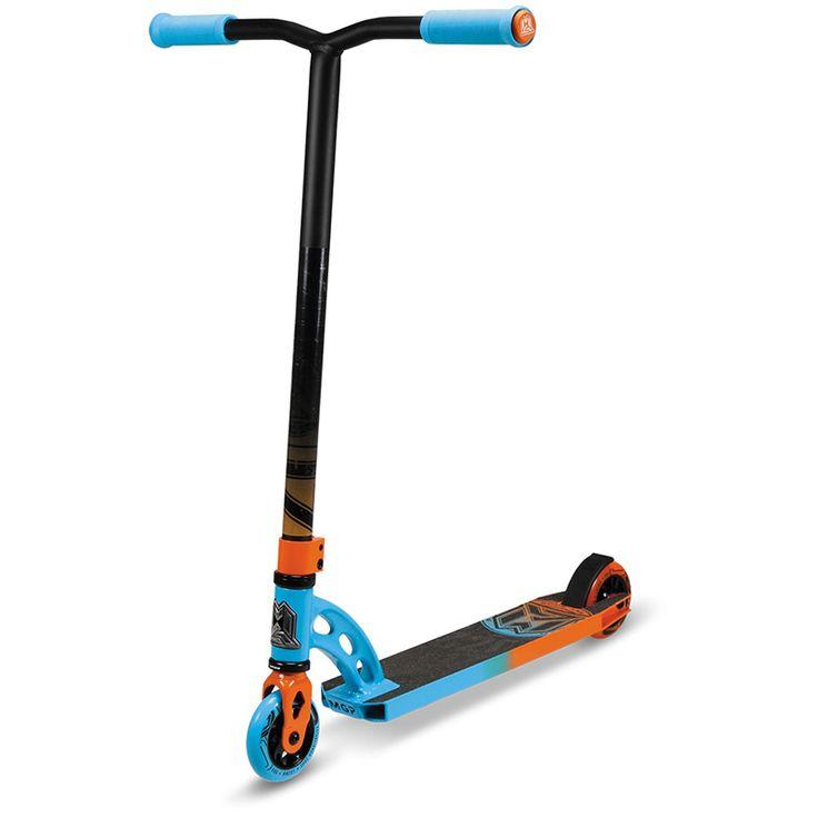 mgp pro stunt scooter blue