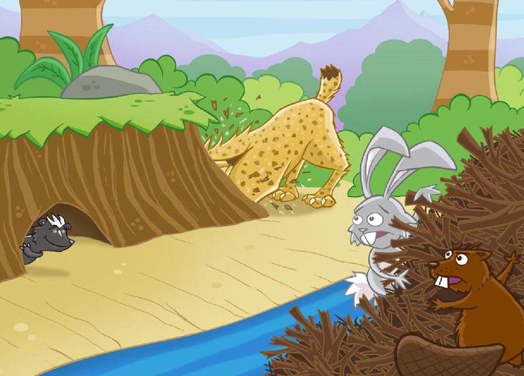 #ClippedOnIssuu desde La madriguera abarrotada. Cuento infantil ilustrado