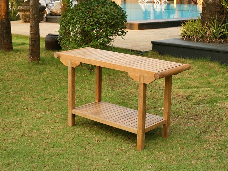 Teak Outdoor Patio Furniture Round Table Outdoor Armchairs Shop Online Store