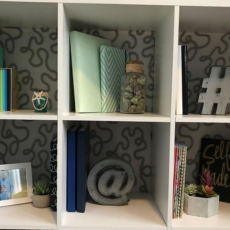 Whats your favourite spot in your office? Im loving my little bookshelf with all of my journals and collection of knickknacks. #homeoffice #homeofficedecor #entrepreneur #entrepreneuroffice #smallbusiness #business #smallbiz #biz #bizboss #womanentrepreneur