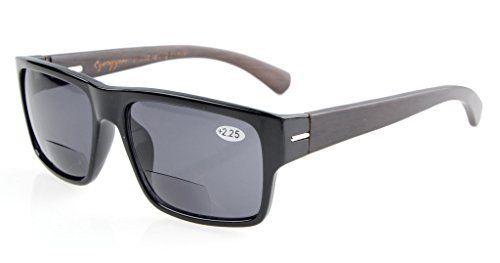 Eyekepper Lunettes de vue bifocales – Verre acrylique – lunettes bifocales qualite effet bois: DECOUVRIR LA DIFFERENCE EYEKEPPER Fournir…