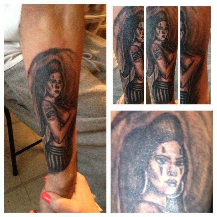 Pin Chola Girl Tattoo Designs on Pinterest