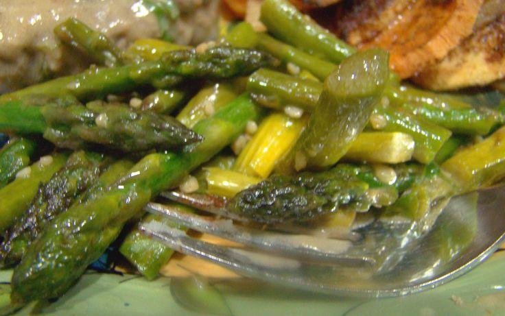 Easy Asparagus Side Dish