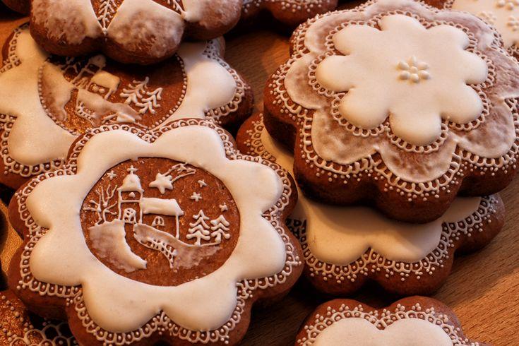 Zdravé vianočné medovníčky
