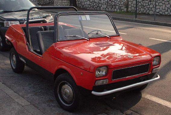 francis lombardi | Fiat 127 hollidays