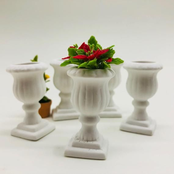 The Flowers of Rome Miniature Dollhouse Picture