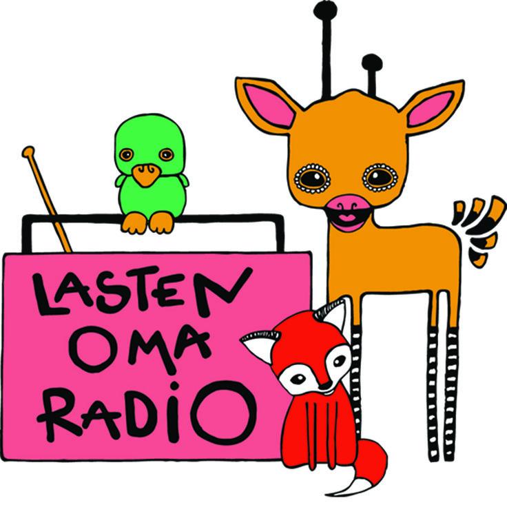 Lasten oma radio.