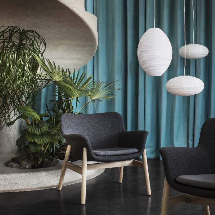 VEDBO armchairs - 15 Favourite New Things from IKEA's April '17 Collection | Poppytalk