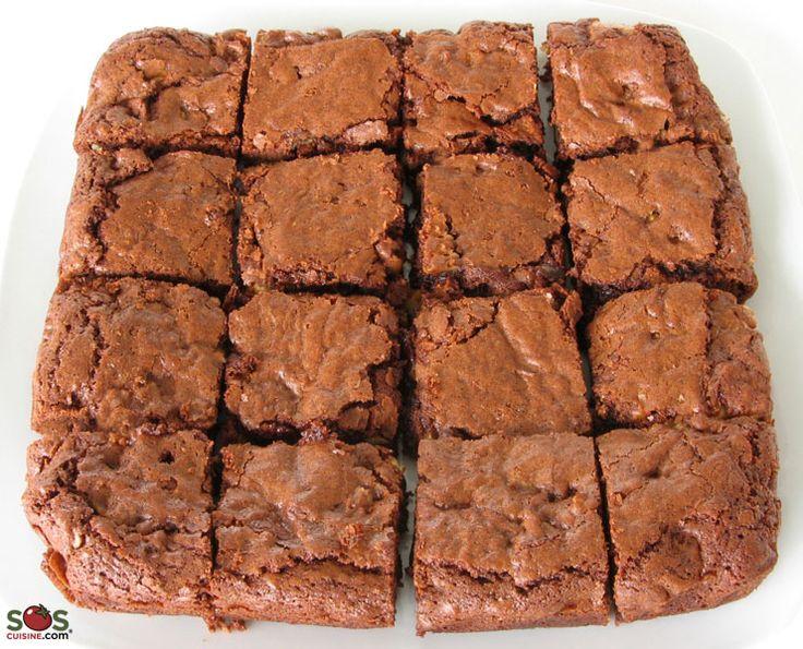 SOSCuisine: Brownies aux dattes et noix de coco [S.N.]