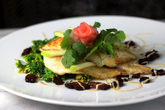 Sauted Petrale Sole in Herb Butter Sauce | Recipes To Try | Pinterest