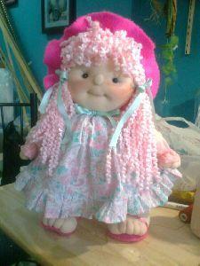 Artesanias: muñecos soft por doc