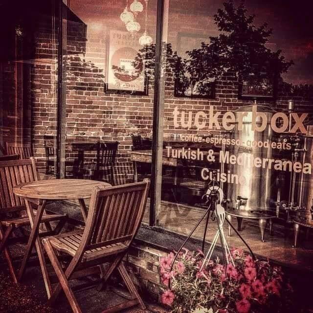 Tuckerbox - Restaurant - White River Junction, VT 05001