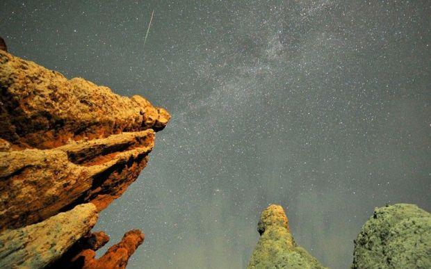 Des superbes images d'étoiles filantes... - JGalere.com