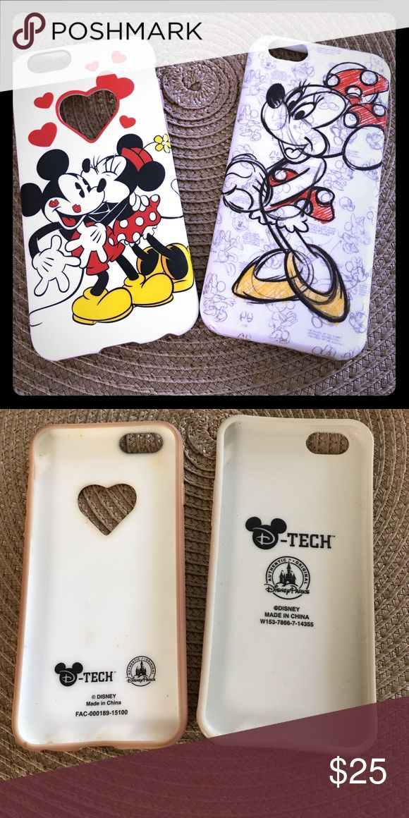 iPhone 5 Disney cases Disney fans only! Bought them each at magic kingdom. I recently upgraded my phone and would hate to throw these out. Preferably would like to give these to a real Disney fan like myself  Other