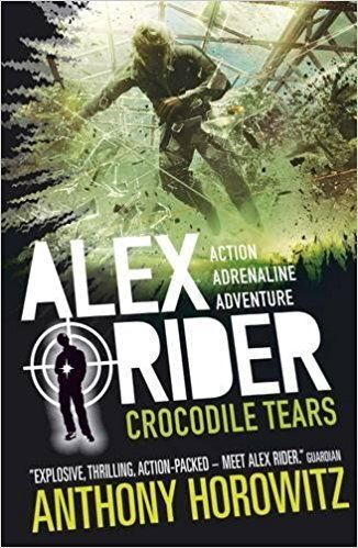 Crocodile Tears (Alex Rider): Amazon.co.uk: Anthony Horowitz, Gameslayer Limited, Stormbreaker Productions Ltd: 9781406360264: Books
