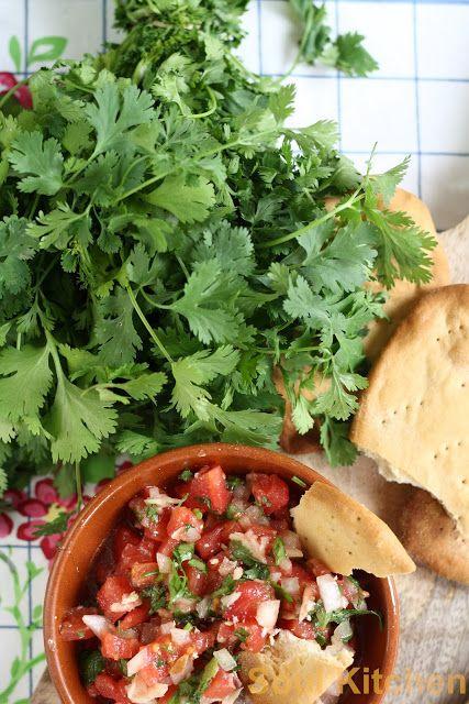Soul Kitchen: Para gustos, sabores - Pebre cuchareado chileno