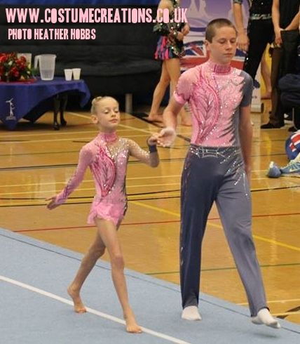 Spelthorne Sports Acrobatic Mixed Pair
