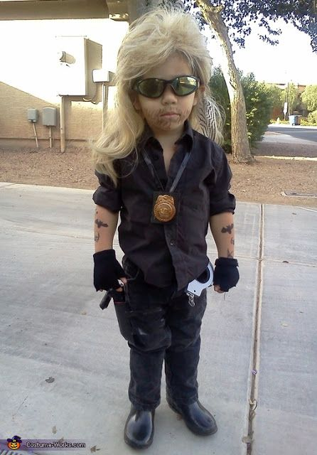 Dog The Bounty Hunter Toddler Costume @Benjamin O'Neal  Luke could redo your look!
