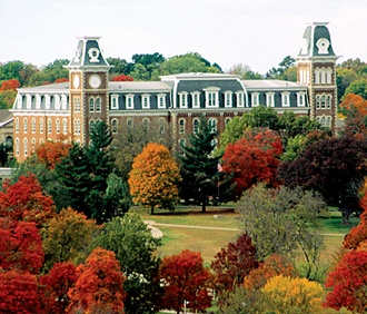Old Main @ University of Arkansas! TRAVEL ARKANSAS BY  MultiCityWorldTravel.Com For Hotels-Flights Bookings Globally Save Up To 80% On Travel Cost Easily find the best price and ...