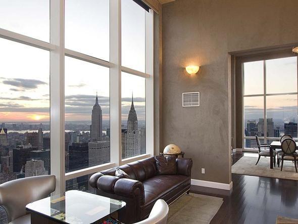 Mr. Jeter's penthouse view.   #WGTA #spsf