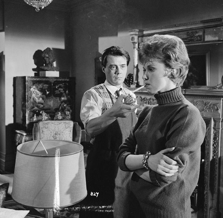 The Servant - Dirk Bogarde & Wendy Craig 1963