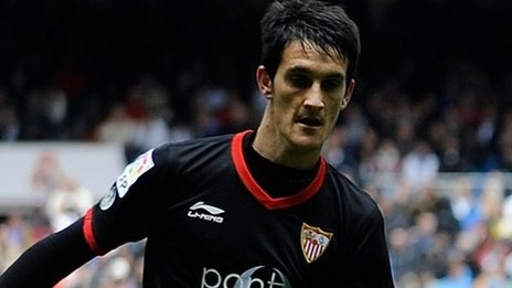 iverpool have moved closer to completing another summer signing with Sevilla forward Luis Alberto scheduled to arrive on Merseyside on Friday for a medical ahead of a £6.8m move. The 20-year-old Spain Under-21 international has been on loan at Barcelona B but they have not take up their option and Liverpool boss Brendan Rodgers stepped in to sign Alberto.