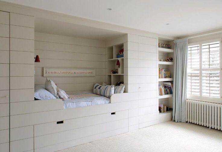 Kidsroom - bed