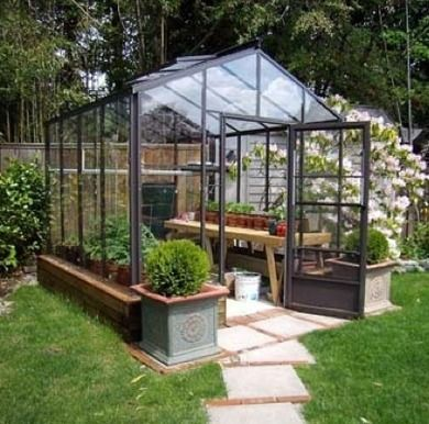 A die-hard gardener's ultimate dream is having a greenhouse in the backyard. If this is your dream, it's not as far away as you might think. You don't necessarily have to enlist a contractor and pull together plans. You don't need to be a billionaire. DIY greenhouse kits have brought the cost way down, and make it easy to build a backyard greenhouse in the space that you have. Designs range from simple to elaborate, from cheap to extravagant. So, whether you have a small patio space, or