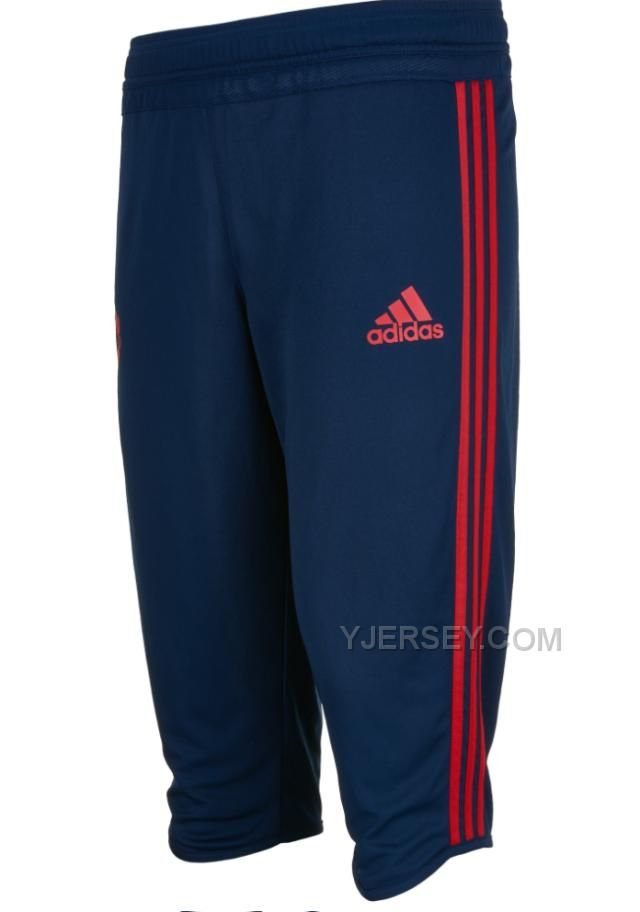 http://www.yjersey.com/1516-manchester-united-navy-training-34-pants.html Only$27.00 15-16 MANCHESTER UNITED NAVY TRAINING 3/4 PANTS Free Shipping!