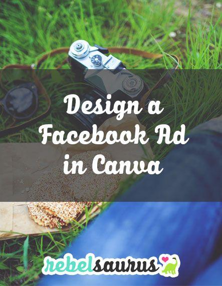 Design a Facebook Ad in Canva