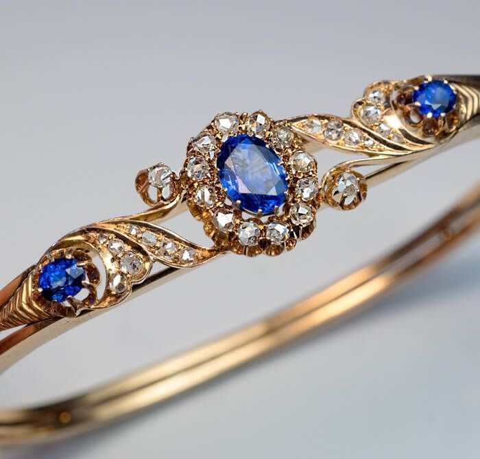 34 best Vintage Gold Jewellery images on Pinterest